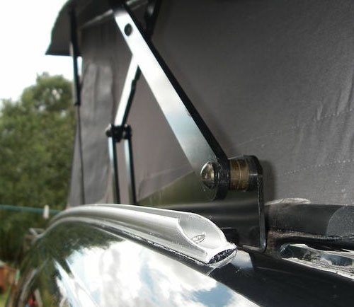 Awning Rail Camper Essentials