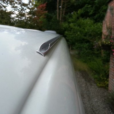 VOLKSWAGEN T4 ONE PIECE AWNING RAIL