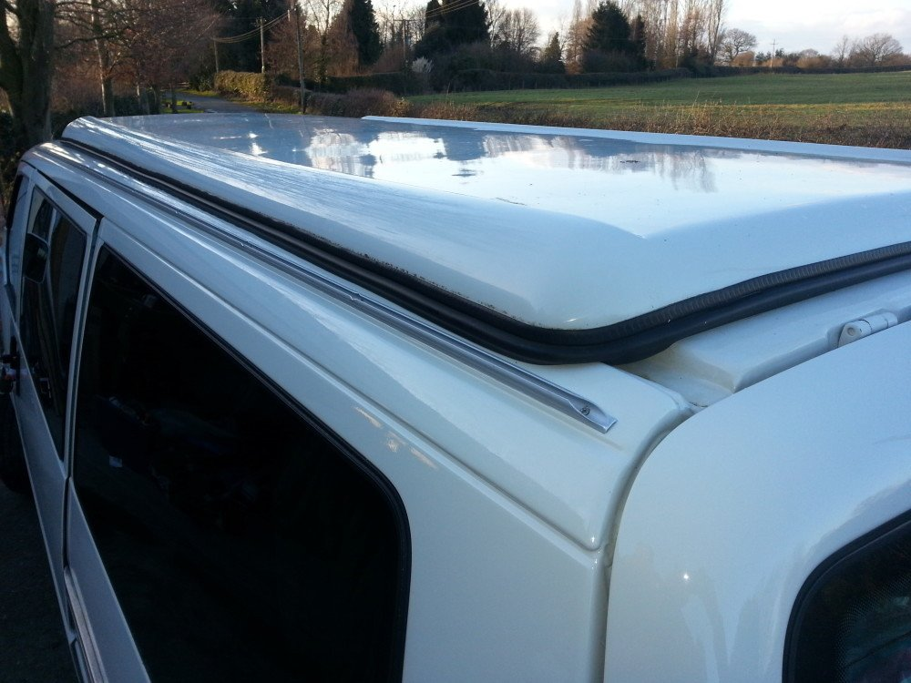 VW T4 POP TOP AWNING RAIL