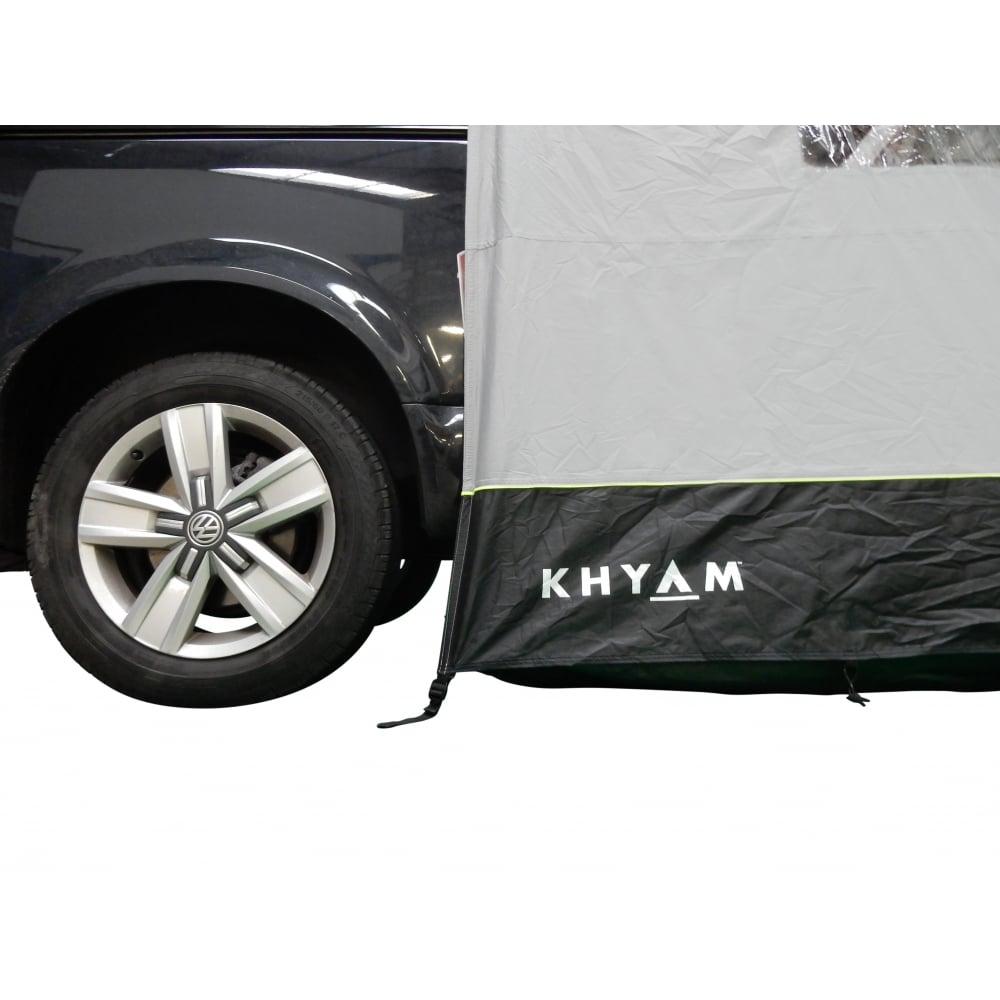 Khyam Motordome Tailgate AWning