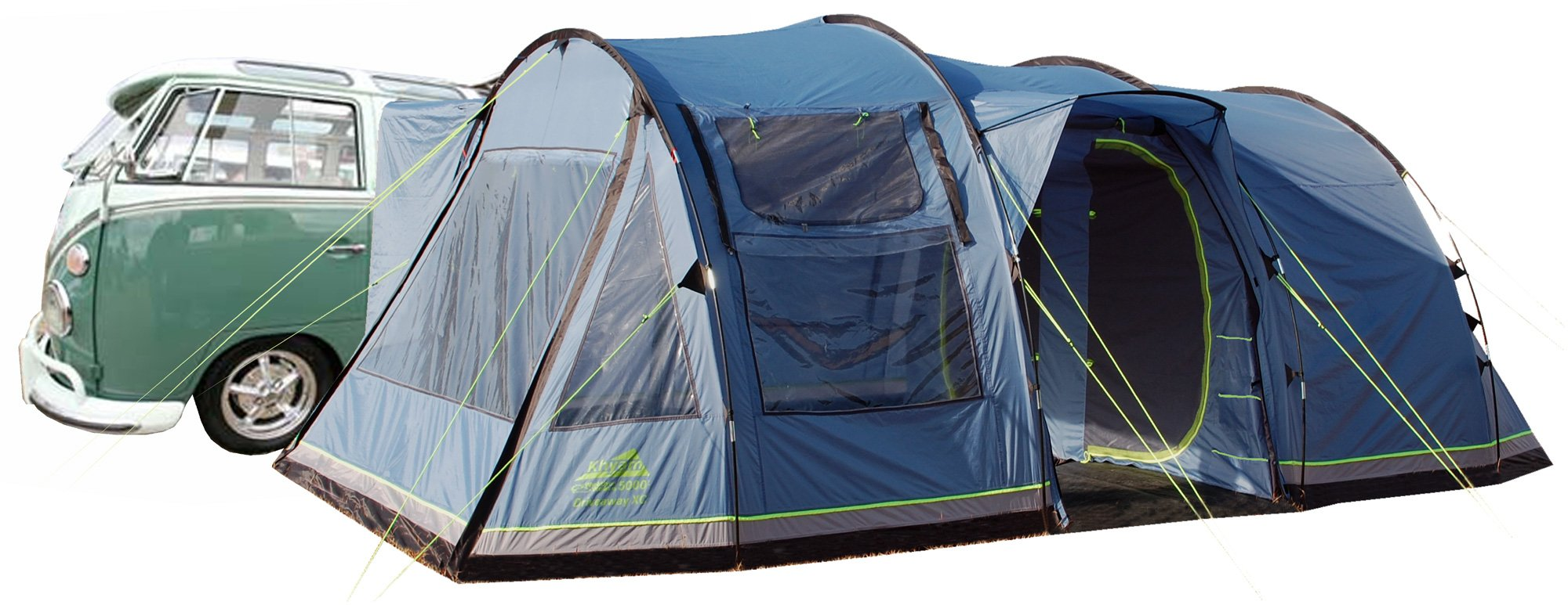 Khyam Quick Erect Tailgate Awning - Camper Essentials