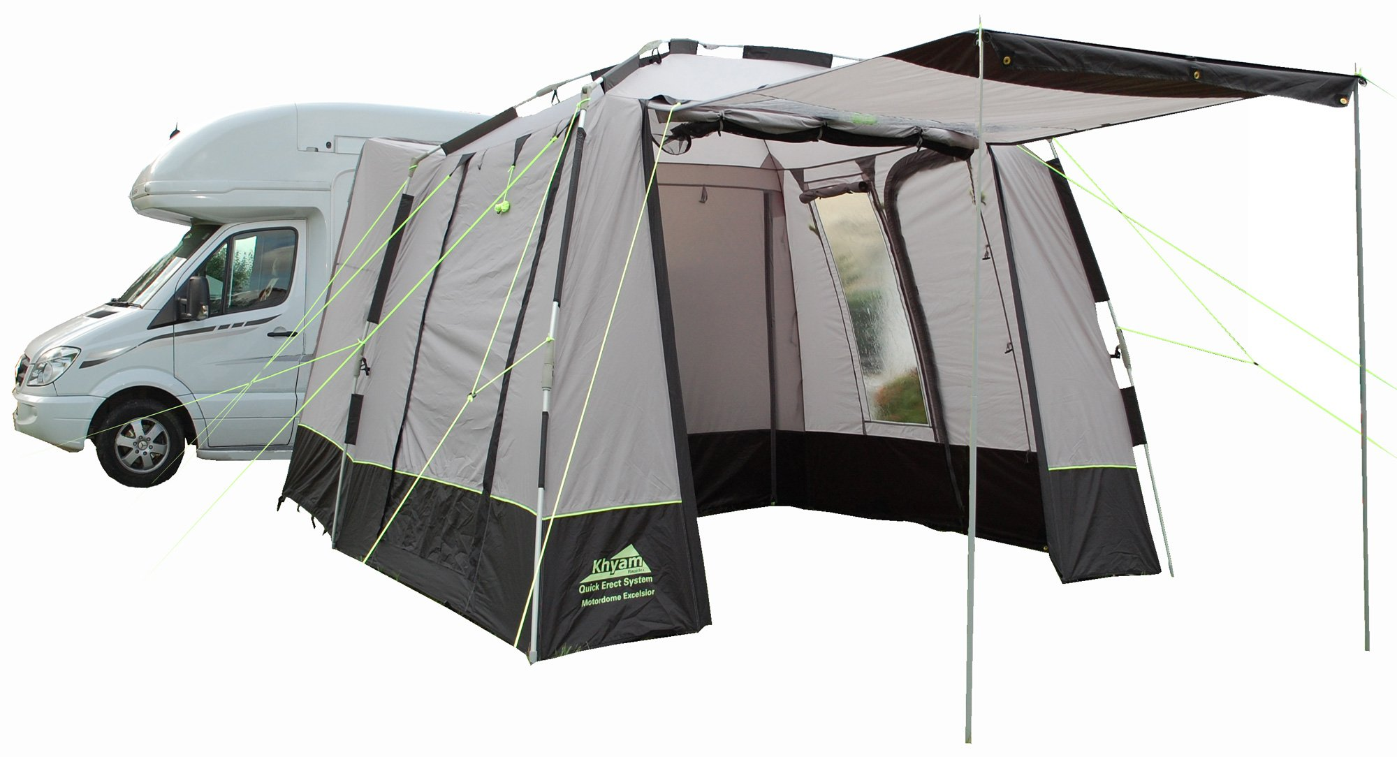 Khyam Motordome Excelsior 780 Quick Erect Driveaway Awning