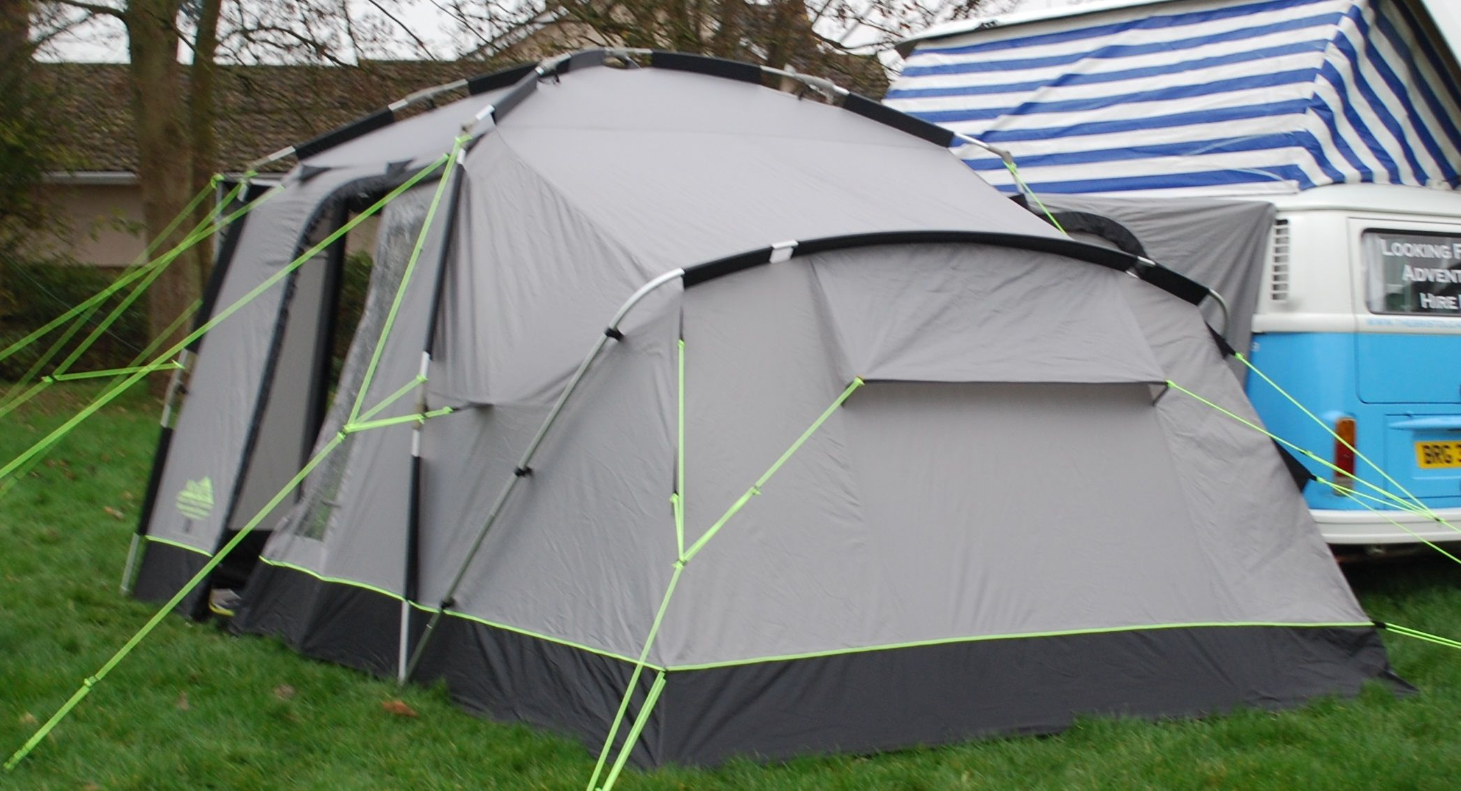 Khyam Motordome Sleeper Quick Erect Driveaway Awning