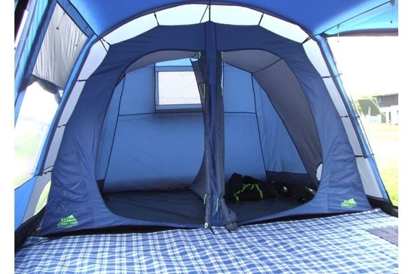 Khyam XC Driveaway Awning with carpet