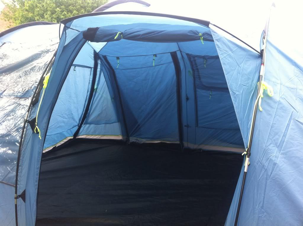 Khaym XC Driveaway Camper Awning