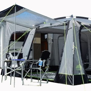 Khyam Motordome Sleeper Plus 780 Quick Erect Driveaway Awning