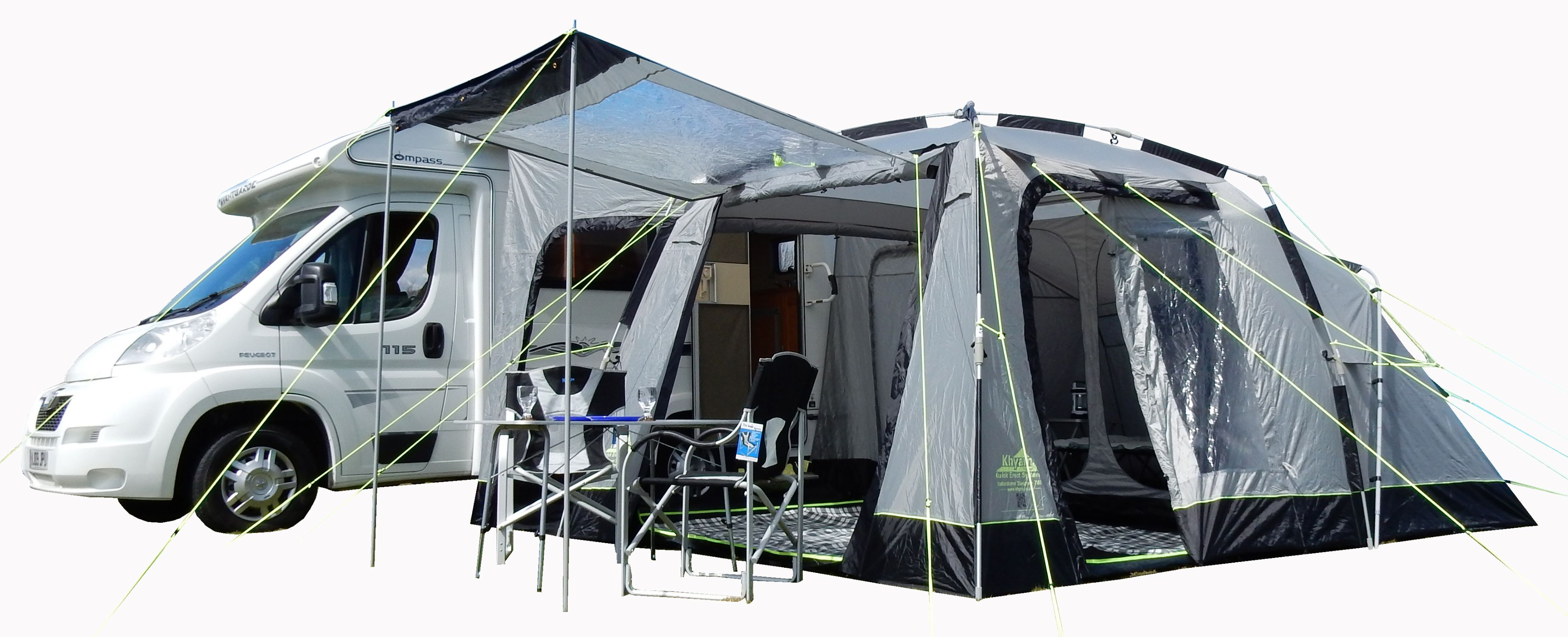 sleeping a can exntension for nl place in awning tent unico products create easily an unicovoortenten extension with awnings inner you the and uitbouw
