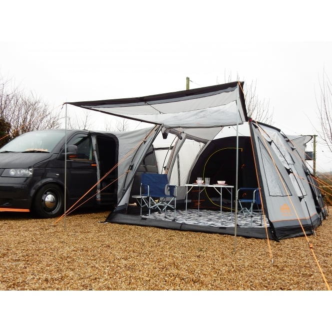 Vw Transporter Tent & 2M X 2.5M VW T5 Pull Out Awning Tent ...
