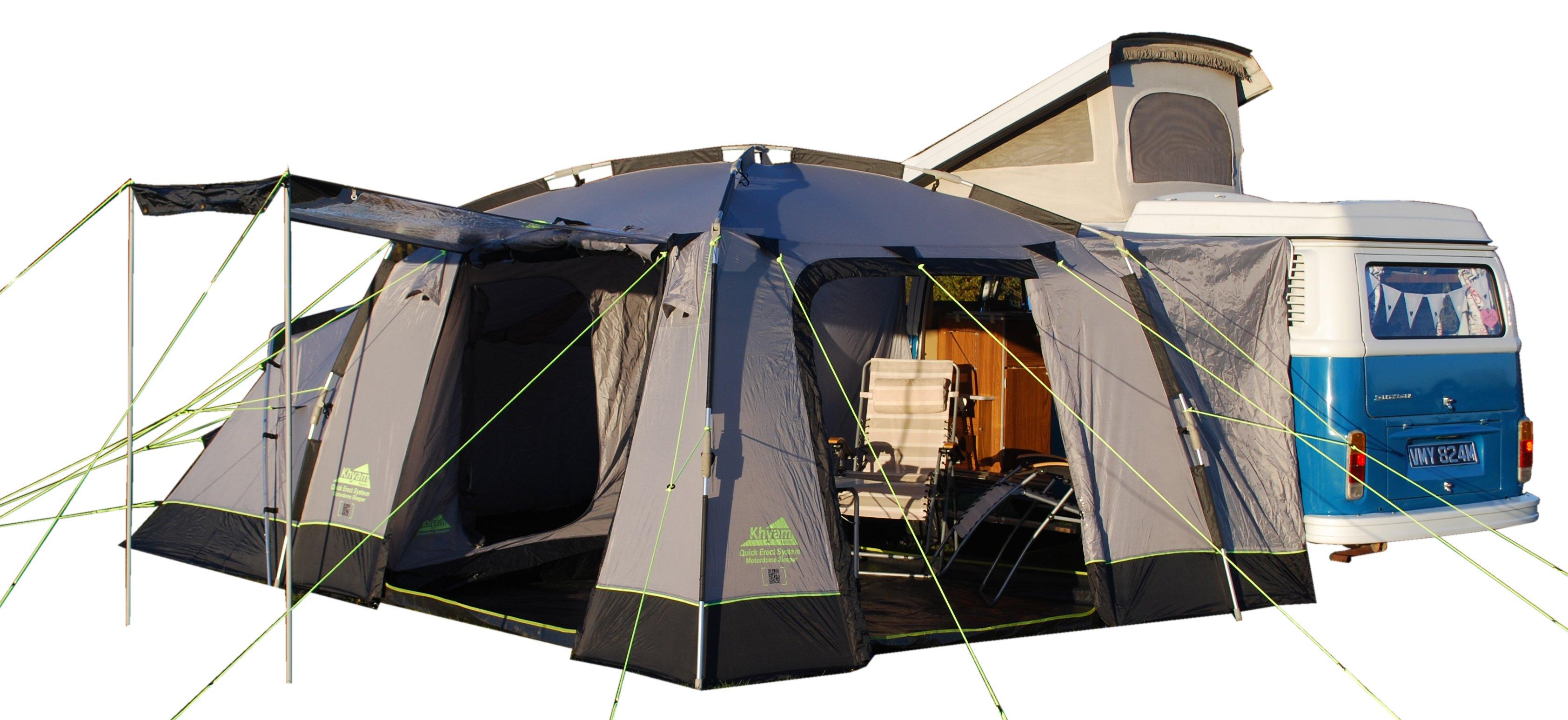 Camper Awning Screen