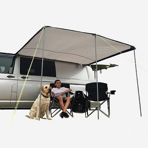 Camper Essentials Bespoke Awning Rails For Campervans