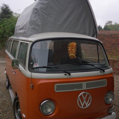VW T2 Bay Window Awning Rail.1