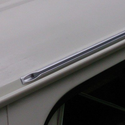 VW T2 Bay Window Awning Rail.2