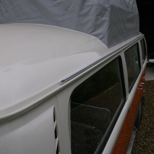 Vw T2 Engine Rebuild Kit: Awning Rail For VW T2 Bay Window