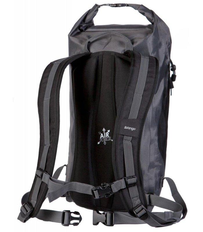 Vango Dry 20 Ltr Rucksack Waterproof Black