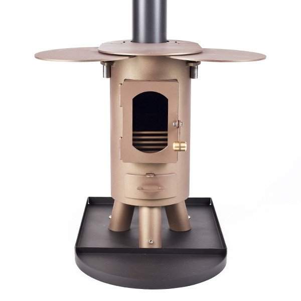 Anevay Traveller Multi-fuel Stove
