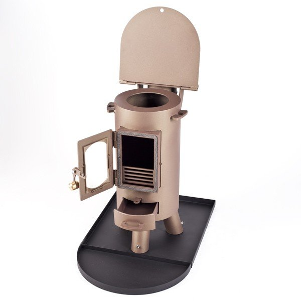 Anevay Traveller Multi-fuel Stove various colours - Camper ...