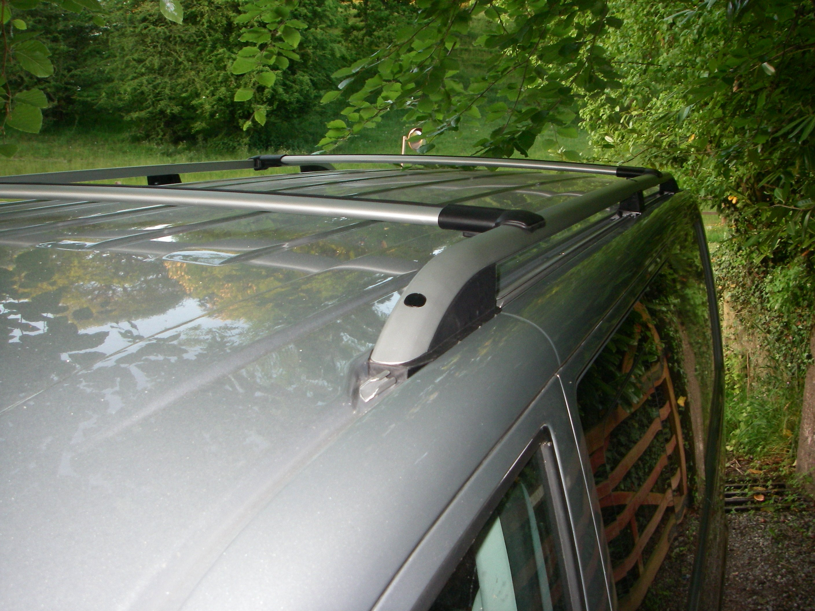 Vw T5 Bolt On Awning Rail For Roof Rack Camper Essentials