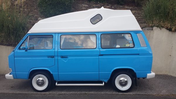 Volkswagen T25 Awning Rail