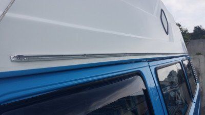 Vw T25 Awning Rail One Piece Camper Essentials