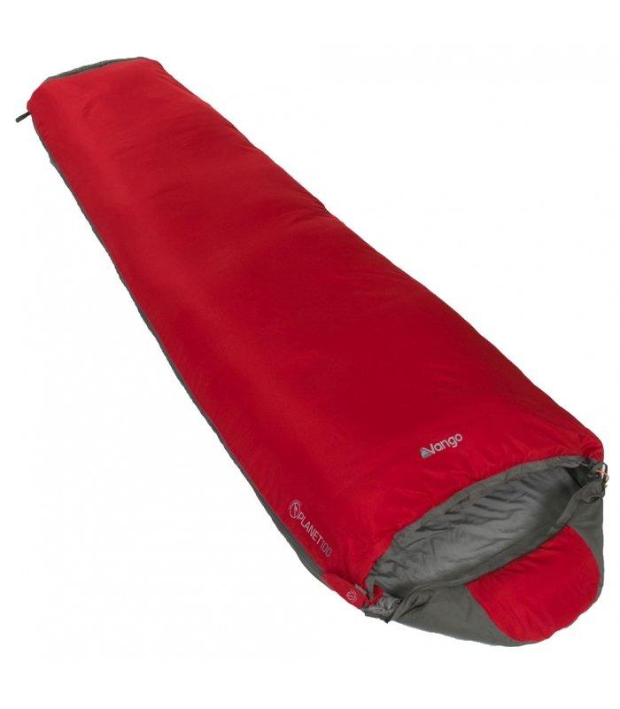 Vango Planet 100 Sleeping Bag with Mosquito Net