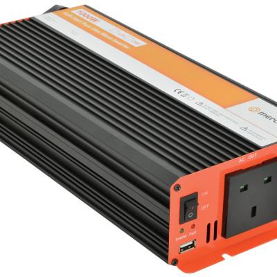 300w 12v Pure Sine Wave Power Inverter Camper Essentials
