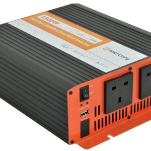 1500w 12v Mercury Power Inverter
