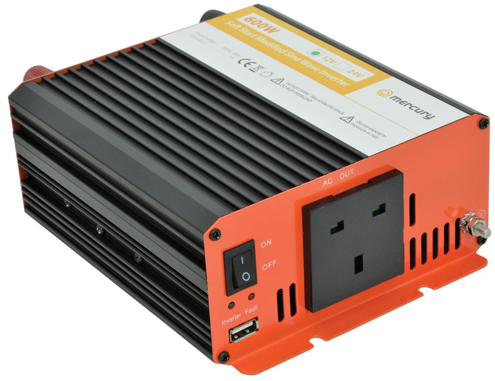 600w 12v Modified Sine Wave Power Inverter