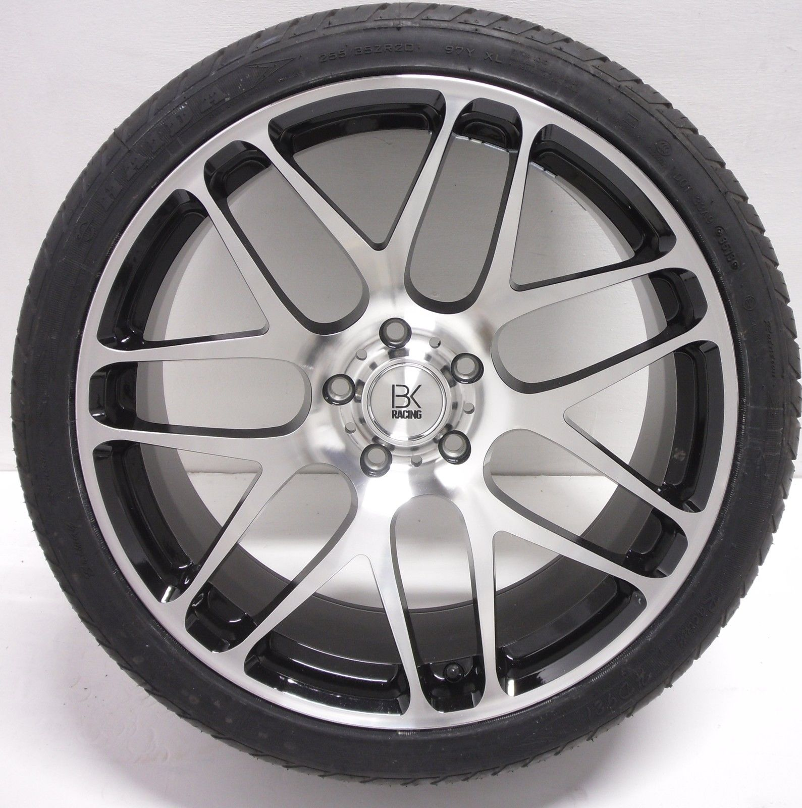 BK170 Alloy Wheels T5