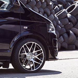 BK Racing BK170 Van Rated T5 T6 Alloy Wheels - 20""