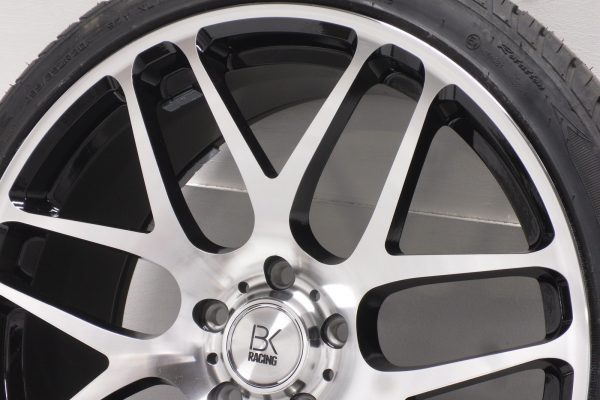 BK170 Alloy Wheels and Tyres