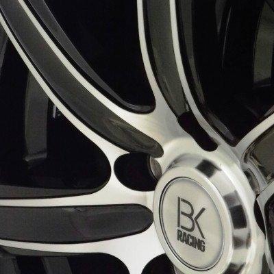 BK Racing BK808 Van Rated VW T5 Alloy Wheels