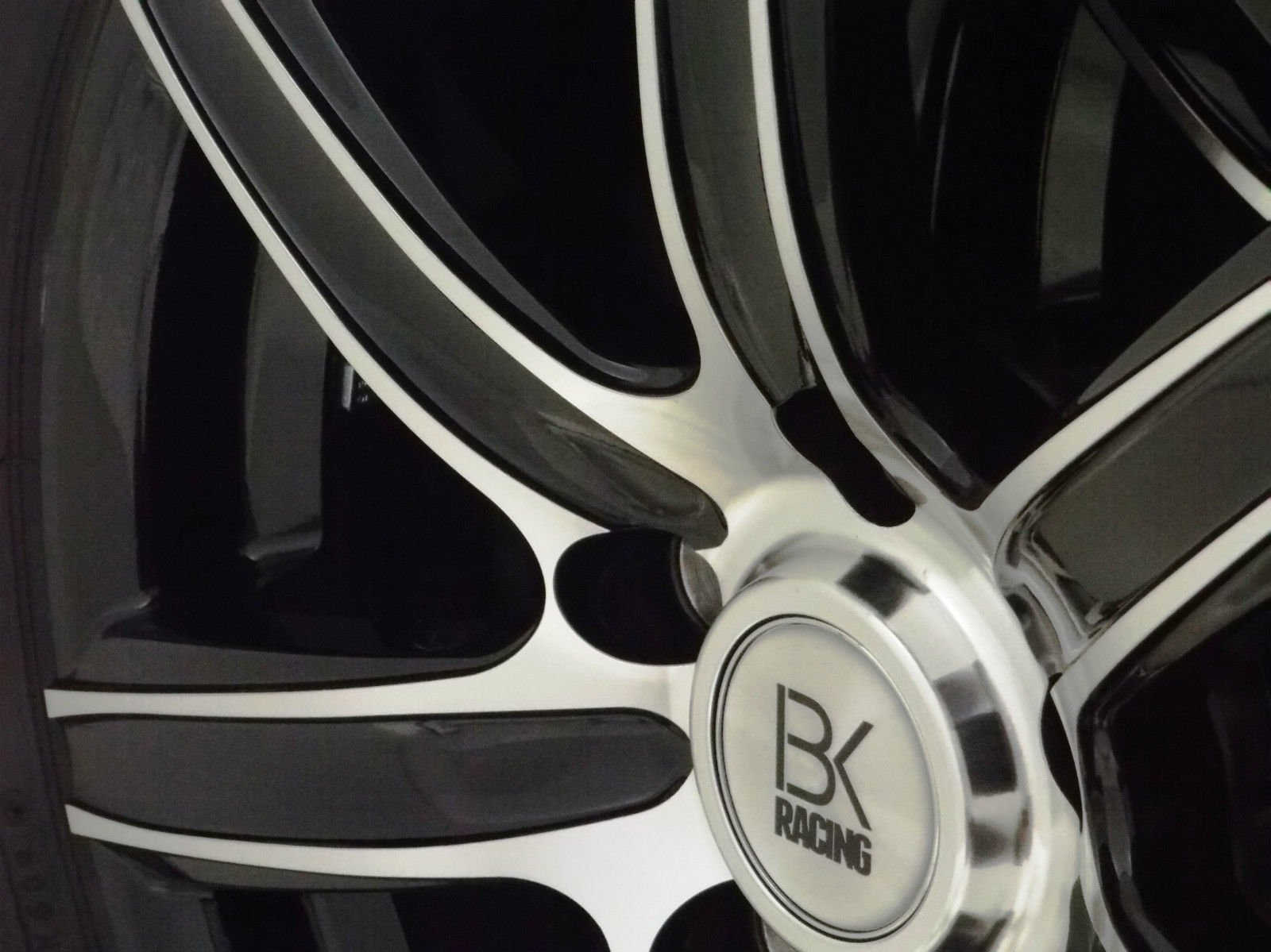 BK Racing BK808 Van Rated VW T5 Alloy Wheels