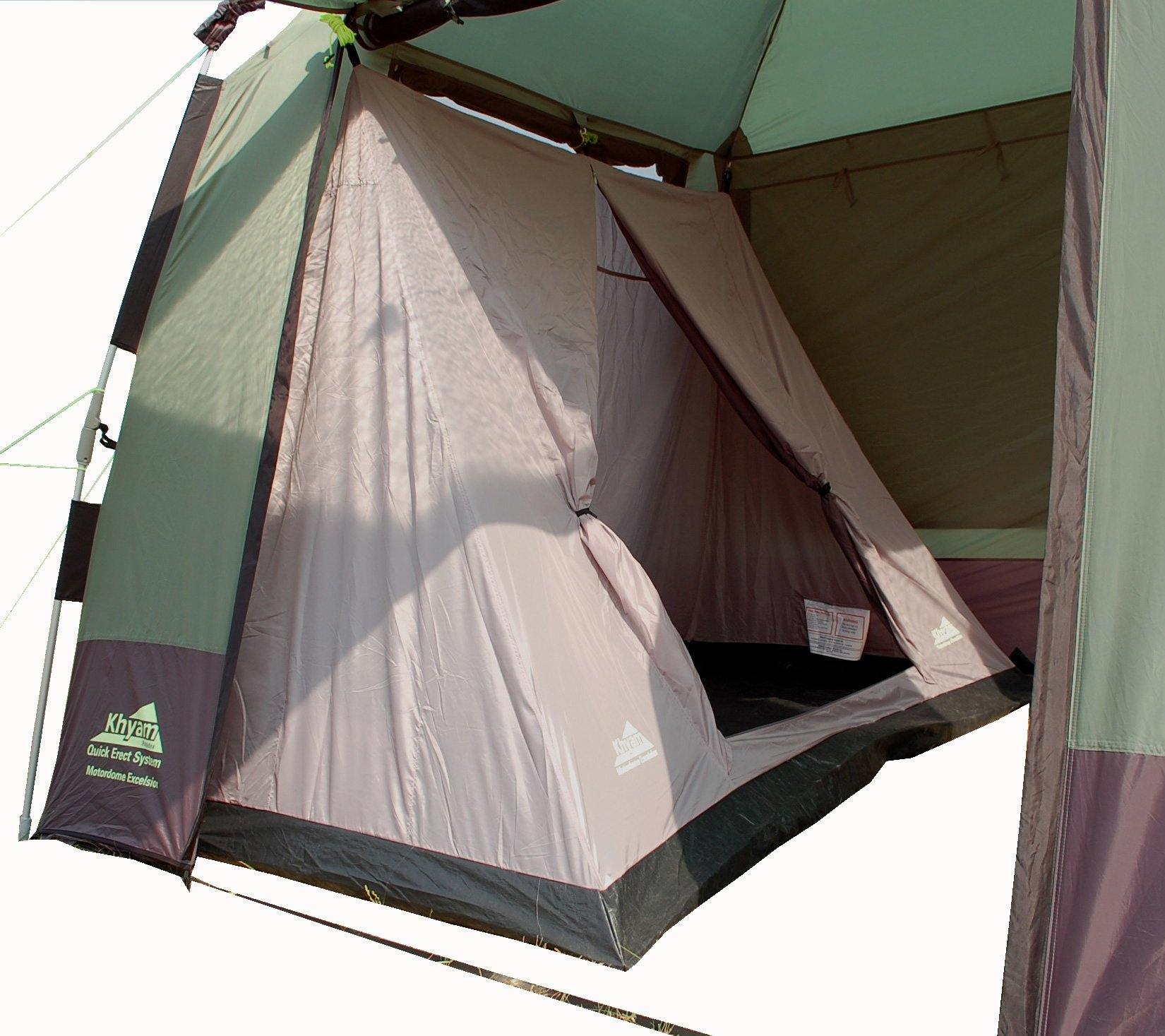 Khyam Motordome Classic Clip In Inner Tent 2014 Amp Older