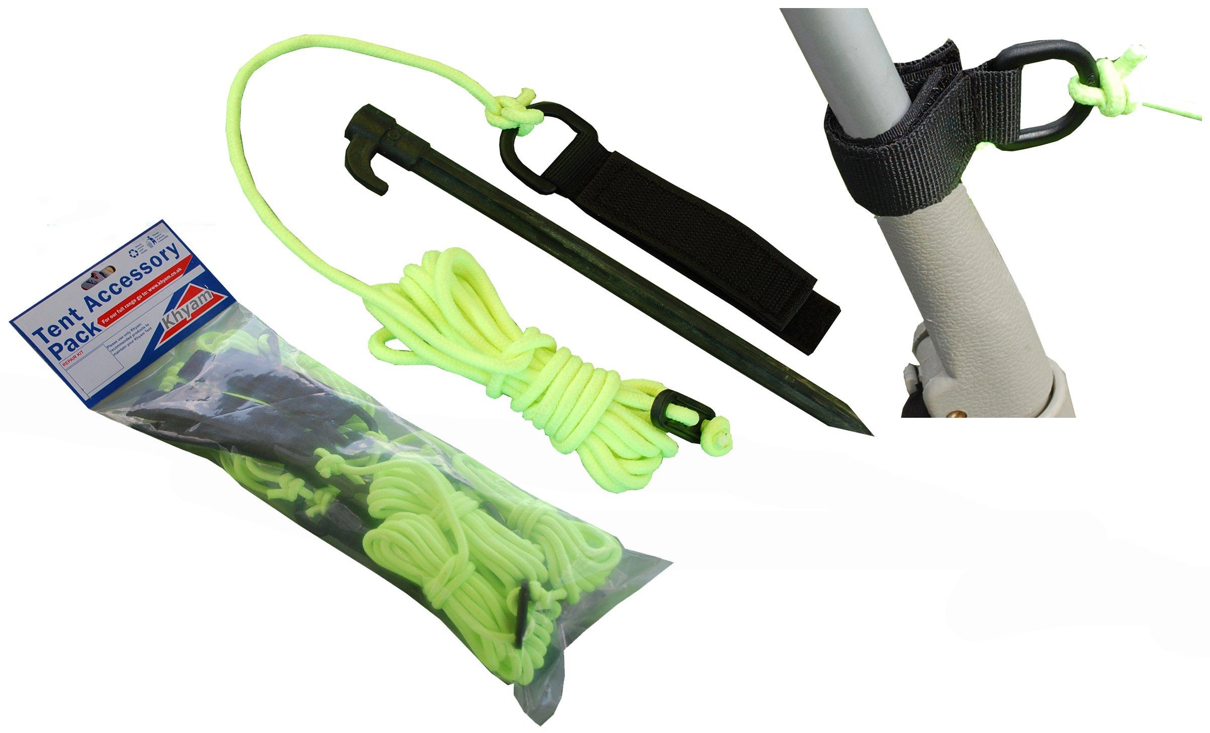 Khyam Stormpack Ridgidome Camper Essentials
