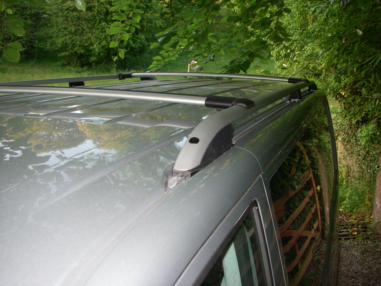 T5 Aluminium Roof Rails