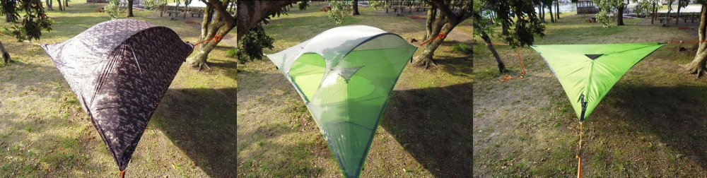 Tentsile Stingray Three in One