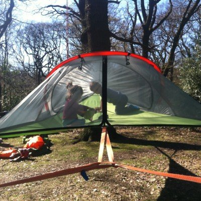 Tentsile Connect Tree Tent 2 Connected