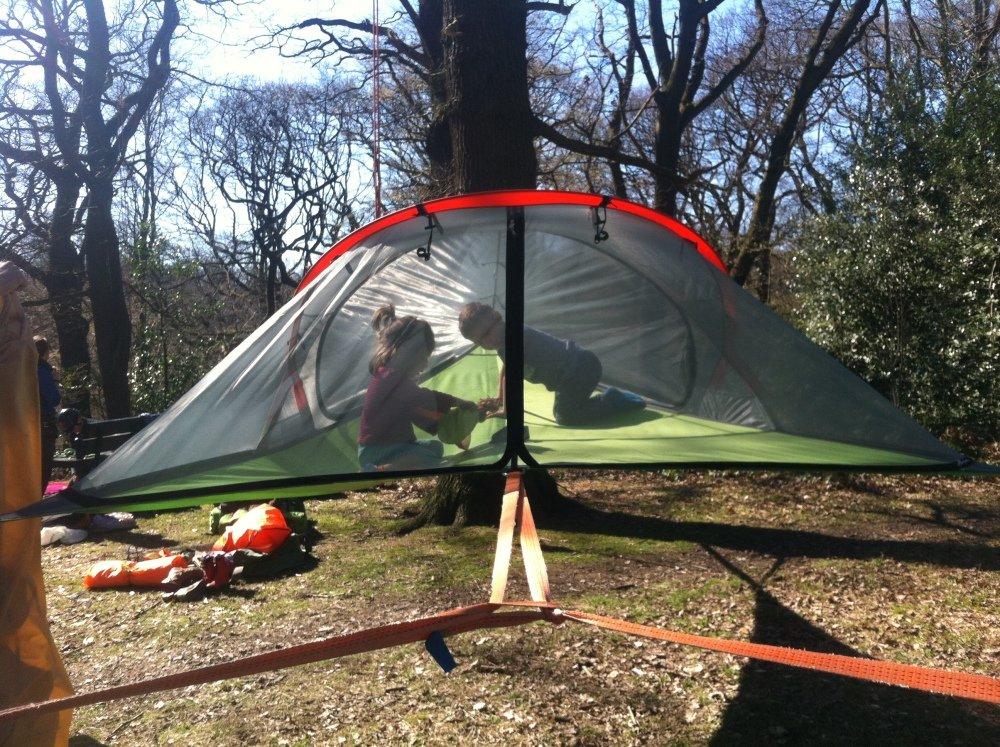 Tentsile Connect Tree Tent Unique Portable Treehouse