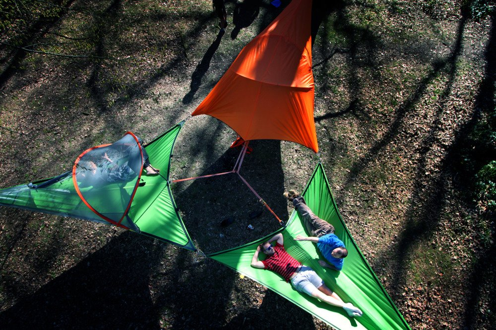 Tentsile Connect Tree Tent 3 Connected