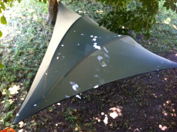 Tentsile Stingray Living in the air
