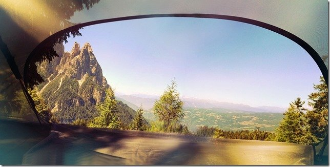 Tentsile Stingray Unique Tree Tent Room with a view