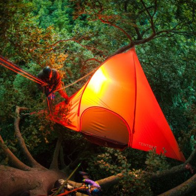 Tentsile Stingray Unique Tree Tent Treetop Living