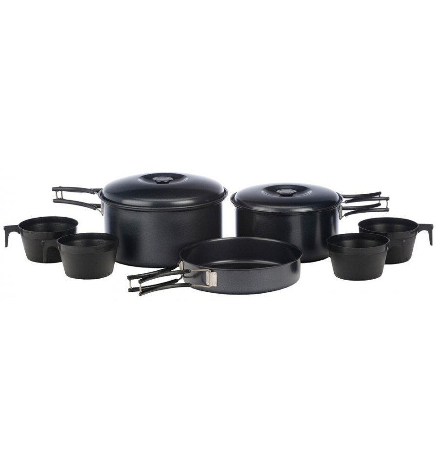 Vango-4-Person-Non-Stick-Cook-Kit-2-Pots-Frying-Pan