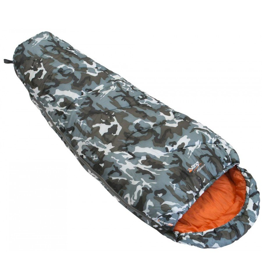 Vango-Atlas-Junior-Camo-Sleeping-Bag