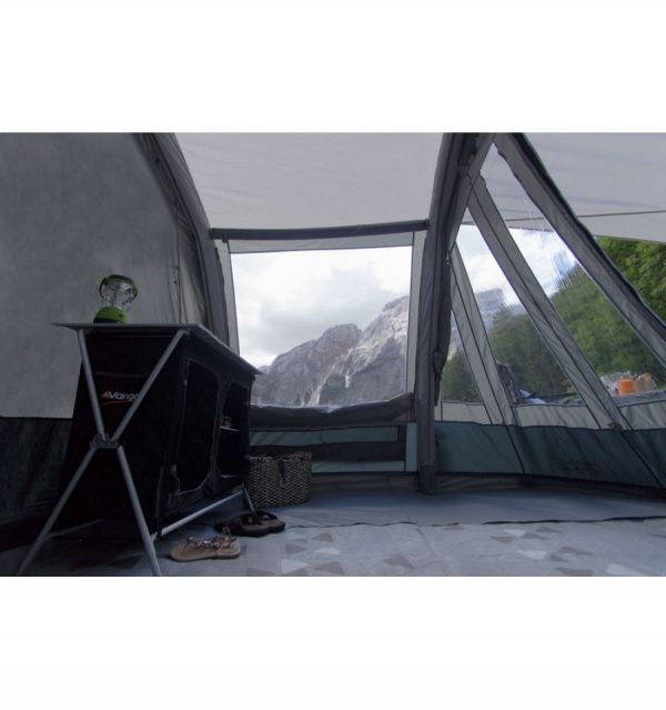 New Vango Airbeam Attar 380 Std Window Vista