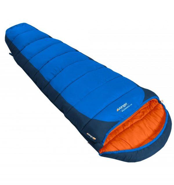 Vango-Wilderness-250-Sleeping-Bag-Blue