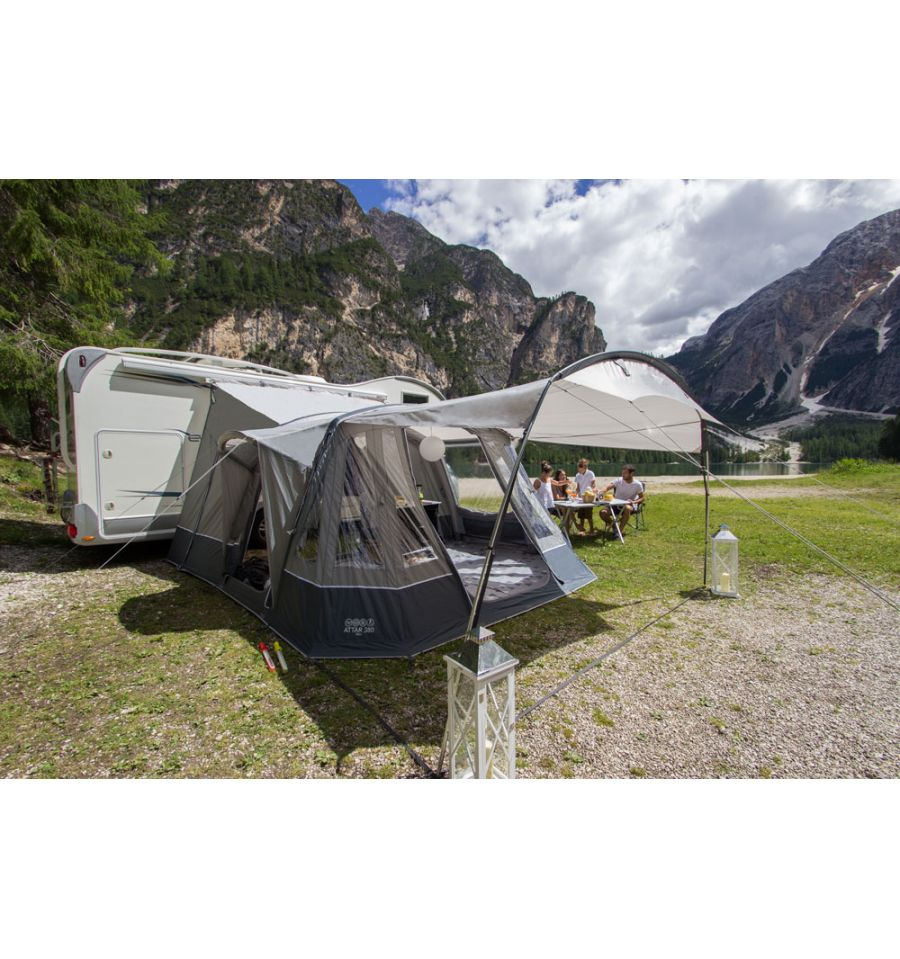 New Vango Airbeam Attar 380 Std