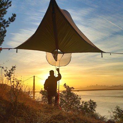 Wild Camp Tentsile Stingray Unique Tree Tent