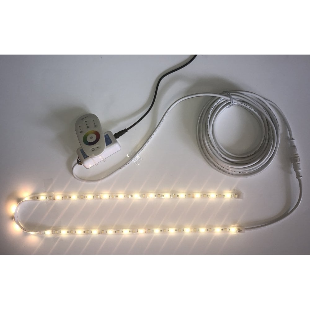 Khyam nitelight colour lighting pack White