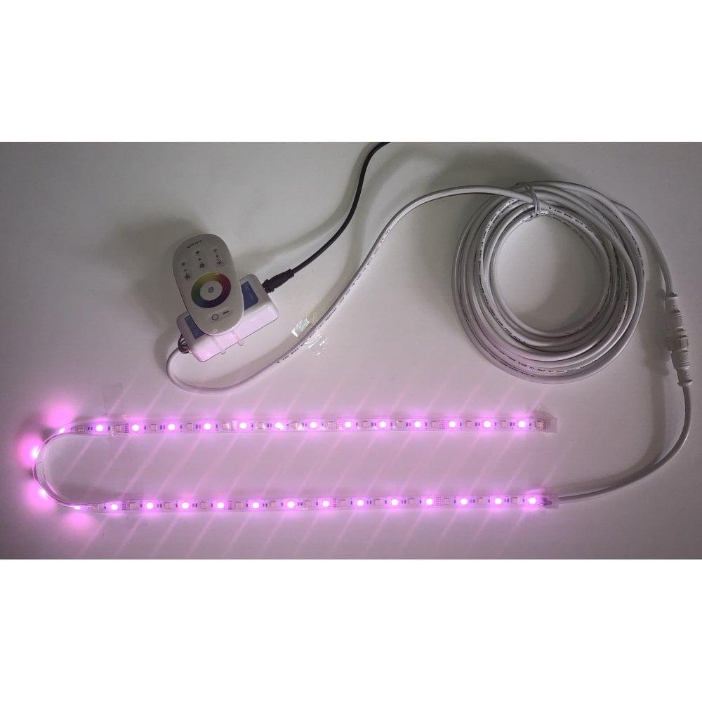 Khyam nitelight colour lighting pack Purple